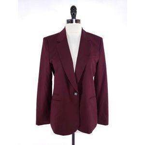 Elizabeth and James 1 Button Career Blazer Jacket